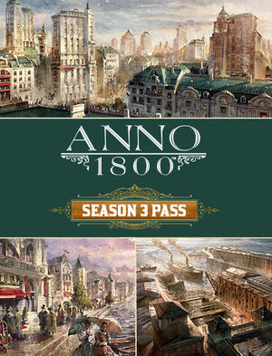 Anno 1800 Season 3 Pass, , large