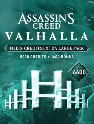 Assassin's Creed Valhalla Helix Credits Extra Large Pack, , large