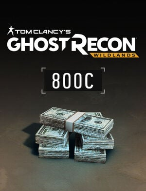 Tom Clancy's Ghost Recon® Wildlands - 800 CREDITS, , large