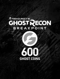Tom Clancy's Ghost Recon Breakpoint : 600 Ghost Coins, , large