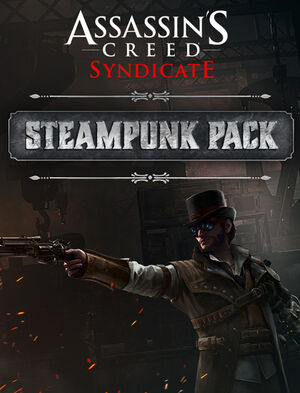 Assassin's Creed® Синдикат® - Steampunk Pack - DLC, , large