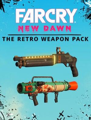 Far Cry New Dawn - Retro Weapon Pack, , large