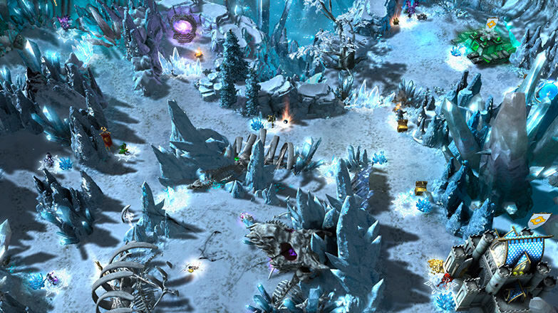 heroes of might and magic 6 system requirements laptop
