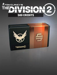 The Division 2 - 500 Credits, , large
