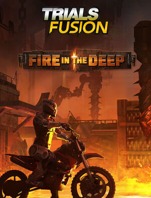 Trials Fusion: Fire in the Deep - DLC 4, , large