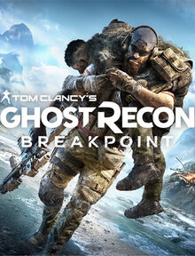 Tom Clancy's Ghost Recon Breakpoint Standard Edition
