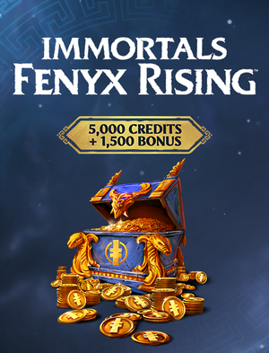 Набор кредитов Immortals Fenyx Rising (6500 кредитов), , large