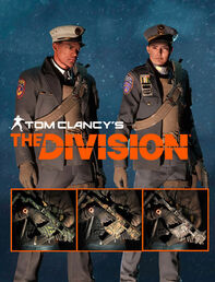 Парадный набор Tom Clancy The Division® (DLC), , large
