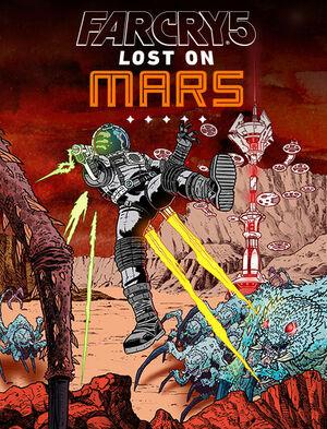 極地戰嚎 5 - 火星迷航, , large