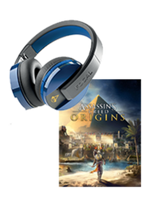 Assassin's Creed Origins: Listen Wireless + Assassin's Creed Origins Vollständiges Spiel