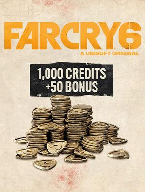 Far Cry 6 - Small Pack (1,050 Credits)Box Art