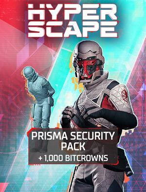 Hyper Scape – Prisma Security Pack Box Art