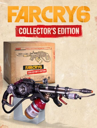 Far Cry 6 Collector S Edition European Ubisoft