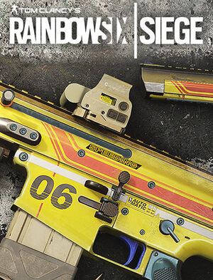 Tom Clancy's Rainbow Six Siege - USA Racer pack, , large