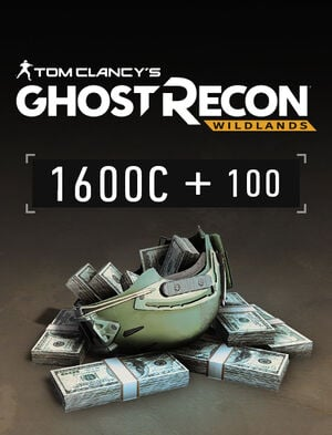 Tom Clancy's Ghost Recon® Wildlands - 1700 CREDITS, , large