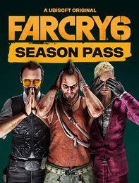 Far Cry 6 Season PassBox Art
