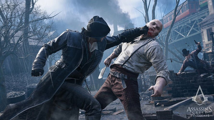 Assassin S Creed Syndicate Standard Edition