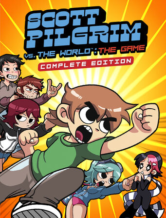 Scott Pilgrim vs. The World™: The Game, , large