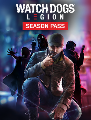 Watch Dogs: Legion - Season Pass, , large