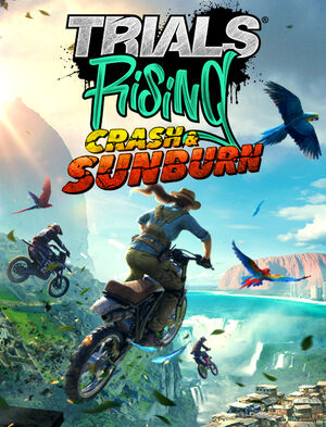 Trials Rising Crash & Sunburn, , large