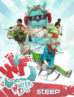 Steep™ - Набор WinterFest - DLC, , large