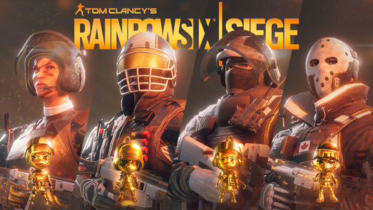 Tom Clancy's Rainbow Six Siege : Pro League All Sets, , large