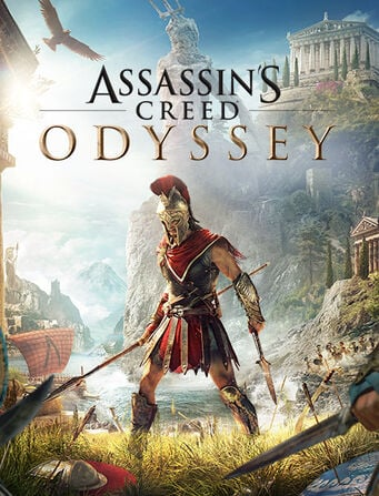 Buy Assassin S Creed Odyssey Standard Edition For Ps4 Xbox One