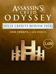 Assassin's Creed Odyssey - HELIX CREDITS MEDIUM PACK, , large