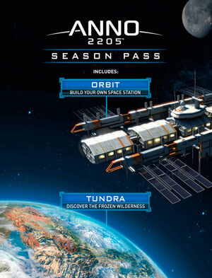 ANNO 2205 SEASON PASS (英語版), , large