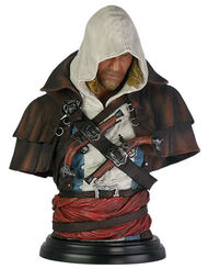 Assassin's Creed: Legacy Collection - Edward Kenway Bust, , large