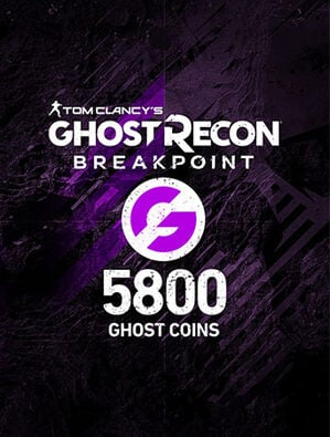 Tom Clancy's Ghost Recon Breakpoint : 5800 Ghost Coins, , large