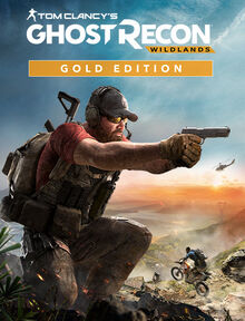 Tom Clancys Ghost Recon Wildlands Year 2 Gold Edition