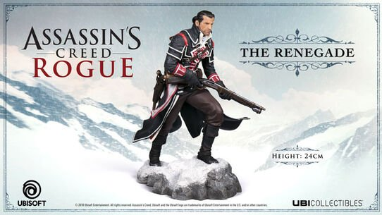 Assassin S Creed Rogue The Renegade European Ubisoft