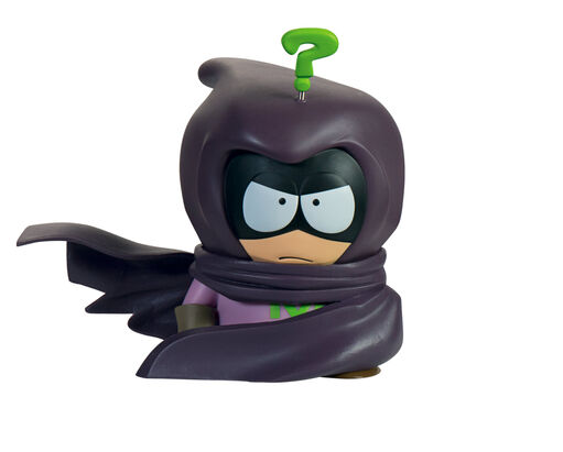 "South Park The Fractured But Whole Figurine: Mysterion 6"", , large"