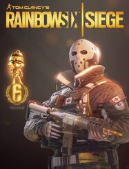 Tom Clancy's Rainbow Six® Siege: Pro League Buck Set, , large