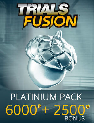 Trials Fusion - Currency Pack - Paquete de platino - DLC, , large