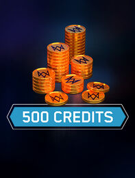 Watch Dogs: Legion 500 WD CREDITS PACK, , large
