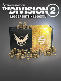 The Division 2 - 6500 Credits, , large