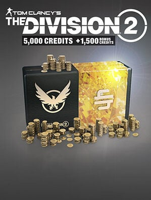 Tom Clancy's The Division 2 – 6500 Premium Credits Pack, , large