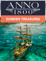 Anno 1800 Sunken Treasures, , large