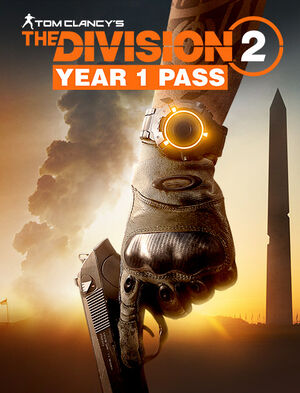 Tom Clancy's The Division 2 - Jaar-1-pas, , large