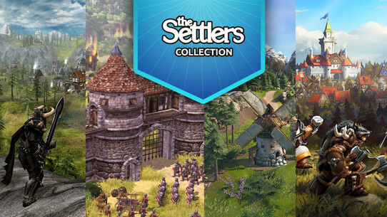 The Settlers Collection, , large