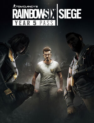 Tom Clancy's Rainbow Six Siege Passe de l'an 5, , large