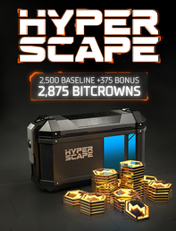 Hyper Scape 2875 Bitcrowns, , large