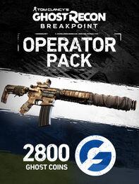 Ghost Recon Breakpoint Operator Bundle Box Art