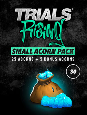Trials Rising Acorns Pack - Small, , large