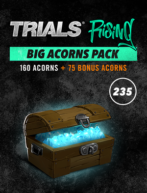 Trials Rising Acorns Pack Big, , large