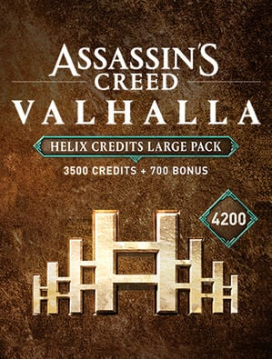 Assassin's Creed Valhalla - Helix Credits Large Pack (4,200), , large