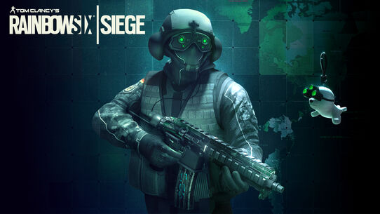 Tom Clancy's Rainbow Six Siege: Jäger Covert Set, , large