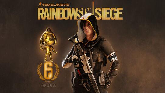 Tom Clancy's Rainbow Six® Siege: Pro League Hibana Set, , large